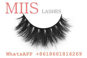 popular 3d mink false strip lashes