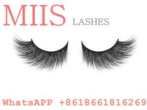 3D real mink false lashes