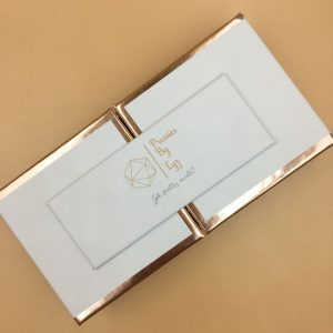 Custom Eyelash Packaging Boxes