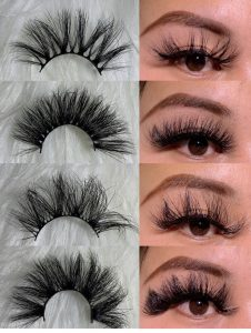 Mink Eyelash Vendors Wholesale