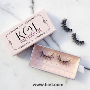 Mink Eyelash Vendors Eyelash Packaging