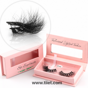 Wholesale Mink Lashes Custom Eyelash Packaging