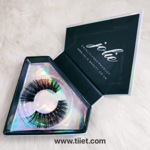 Flash Eyelash Packaging Box Suppliers