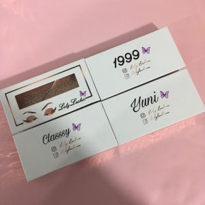 Wholesale 3D Mink Lashes Vendors Eyelash Box Design