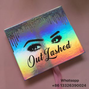 Create Your Own Eyelash Packaging Box